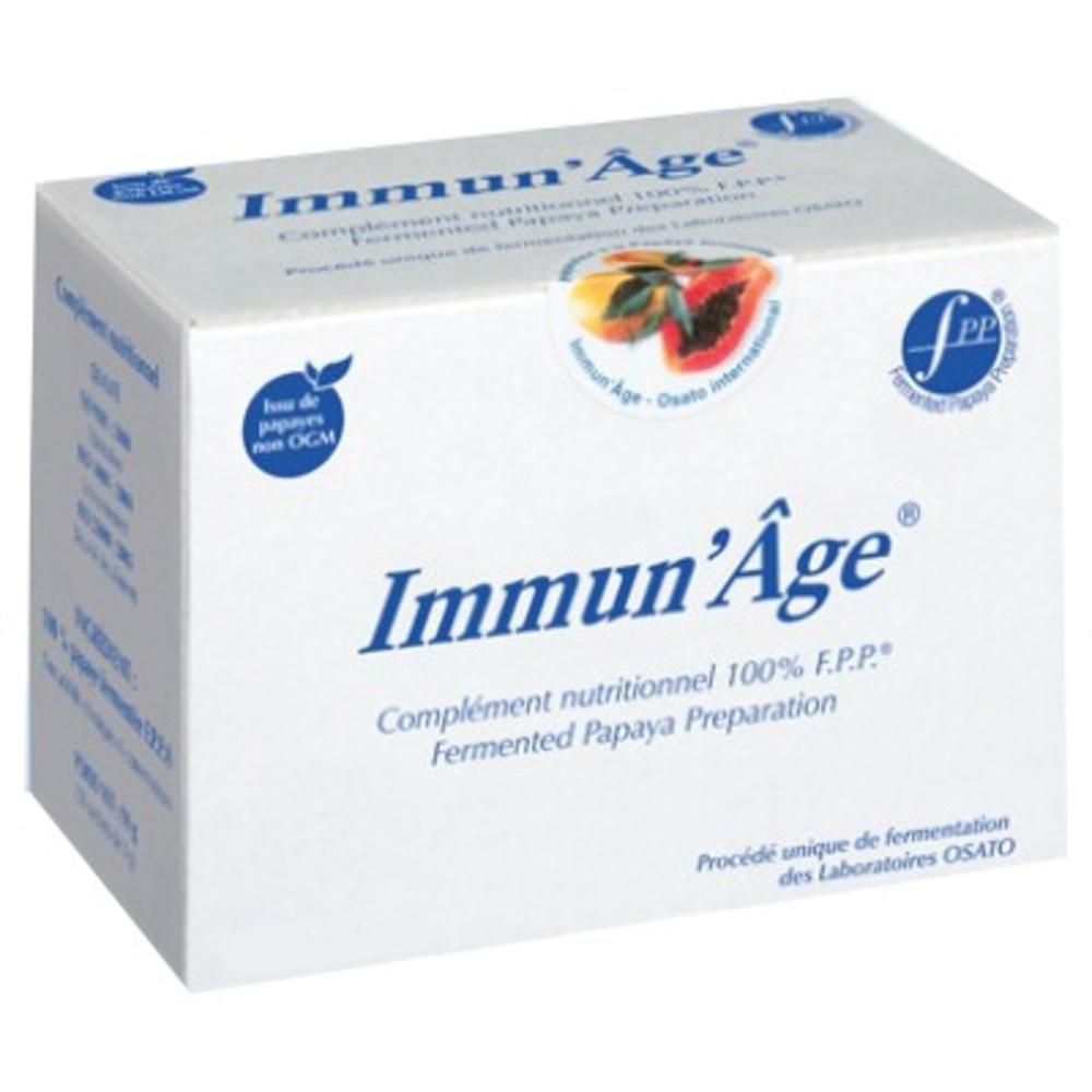 Immun age - 60.0 unites - immun'age - osato Ralentit les effets de l'âge-8042