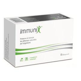 Immunix 20 gélules - hiramed -194665