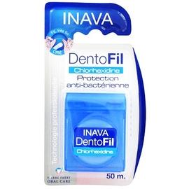 Inava dentofil chlorhexidine fil dentaire - inava -145750