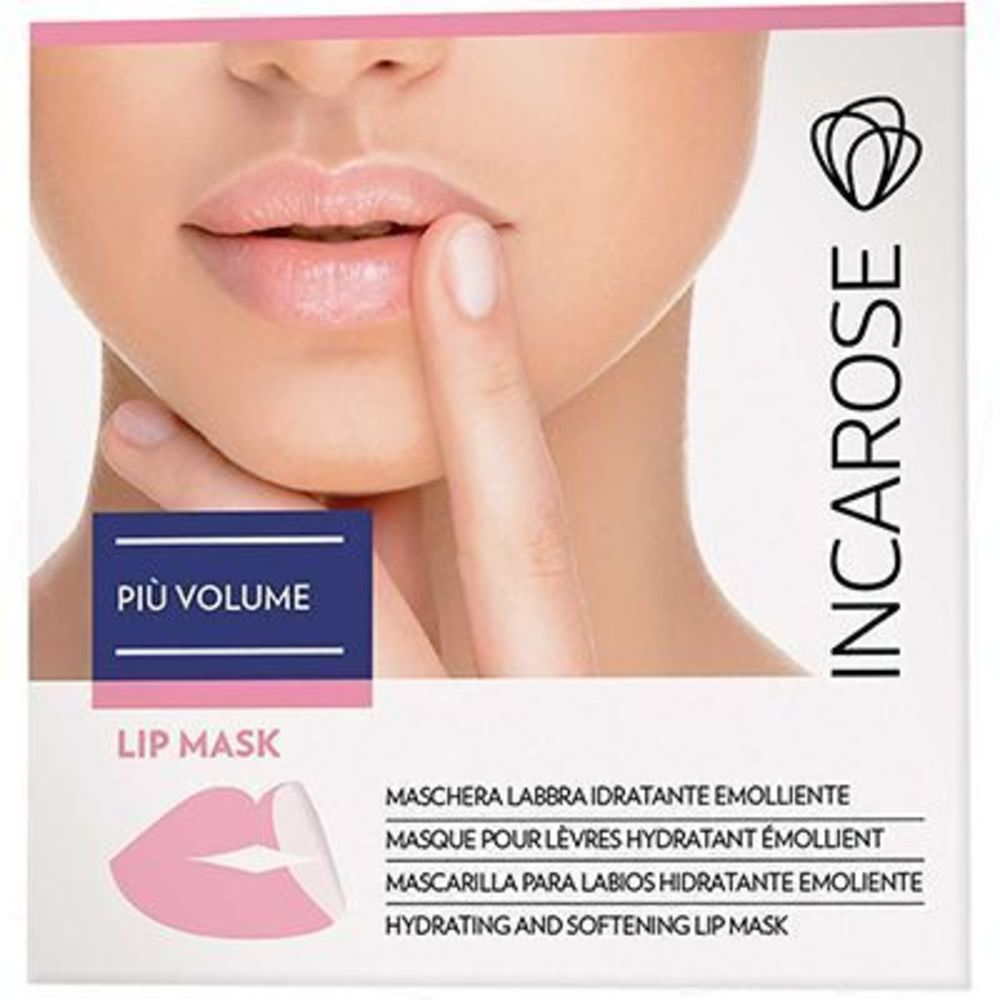 INCAROSE Piu Volume Masque Lèvres - Incarose -216975
