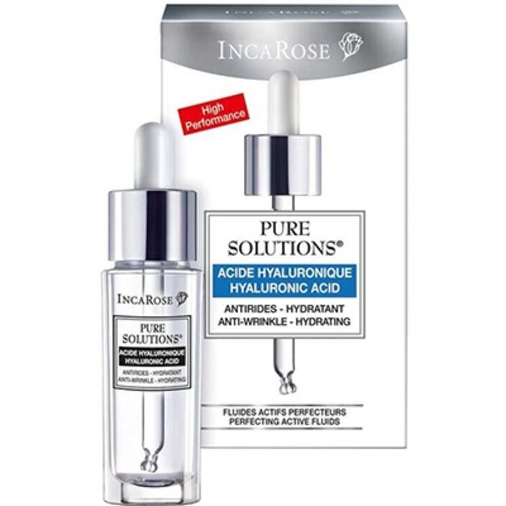 INCAROSE Pure Solutions Acide hyaluronique - 15 ml - Incarose -205998