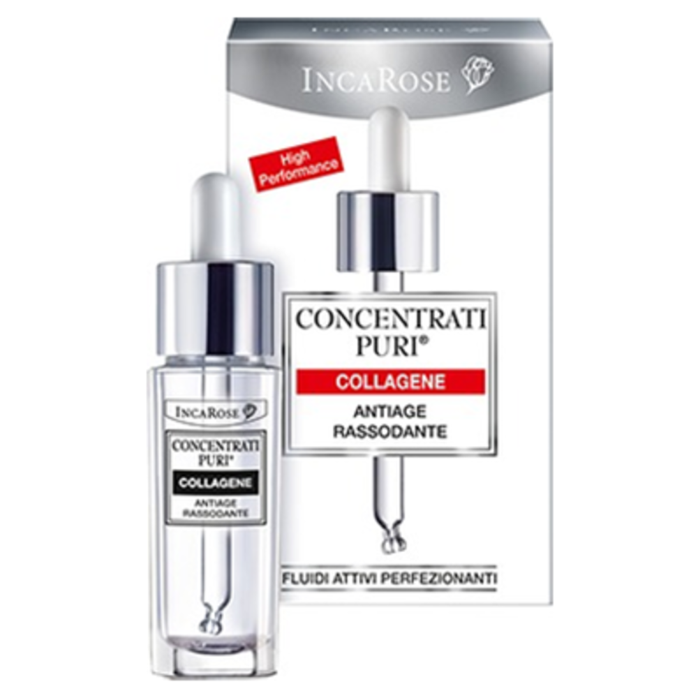 INCAROSE Pure Solutions Collagène - 15 ml - Incarose -205978