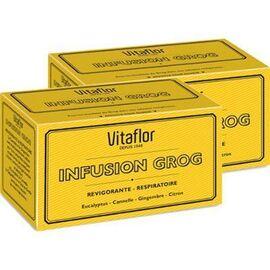 Infusion grog lot 2x18 sachets promo - vitaflor -226755