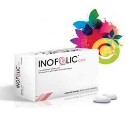 Inofolic 30 capsules - genevrier -148323