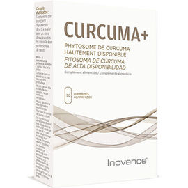 Inovance curcuma+ 30 comprimés - inovance -226731