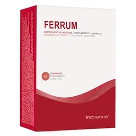 Inovance ferrum - 60 comprimés - inovance -205374