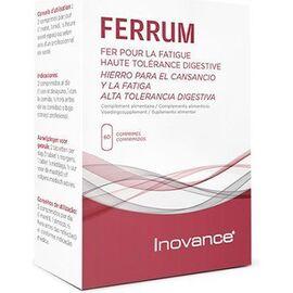 Inovance ferrum 60 gélules - inovance -226732