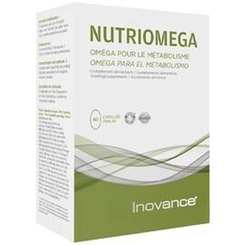 Inovance nutriomega 60 capsules - inovance -214348