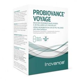 Inovance probiovance voyage 14 gélules - inovance -214350