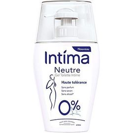 Intima gyn'expert gel quotidien de toilette intime neutre 240ml - reckitt benckiser -221631