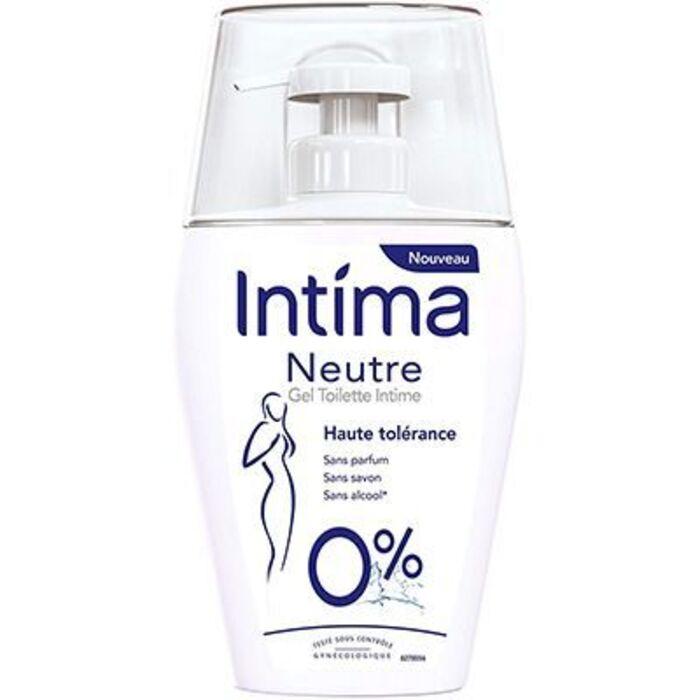 Intima gyn'expert gel quotidien de toilette intime neutre 240ml Reckitt benckiser-221631