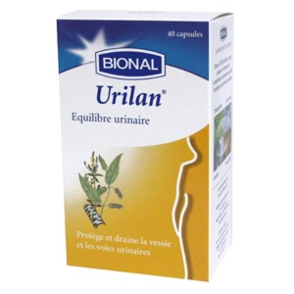 Inurin - 40.0 unites - génito-urinaire - bional Draine et purifie la vessie-1364