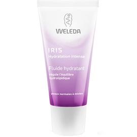 Iris fluide hydratant - 30.0 ml - visage - weleda Régule l'équilibre hydrolipidique-111687