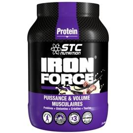 Iron force chocolat - stc nutrition -198920
