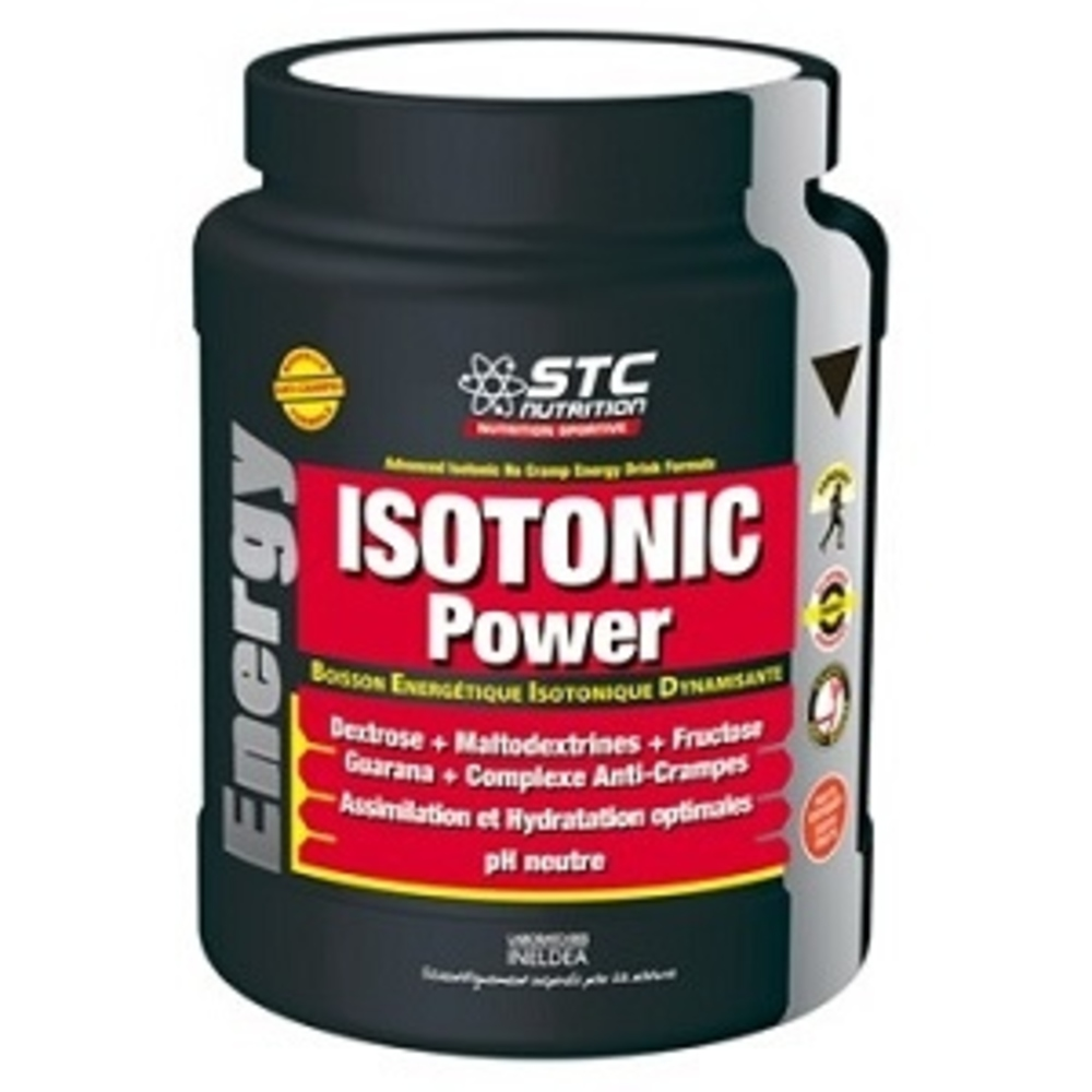 Isotonic power citron - divers - stc nutrition -140352