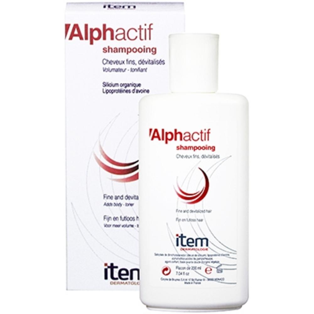 Item alphactif shampooing - item -200062