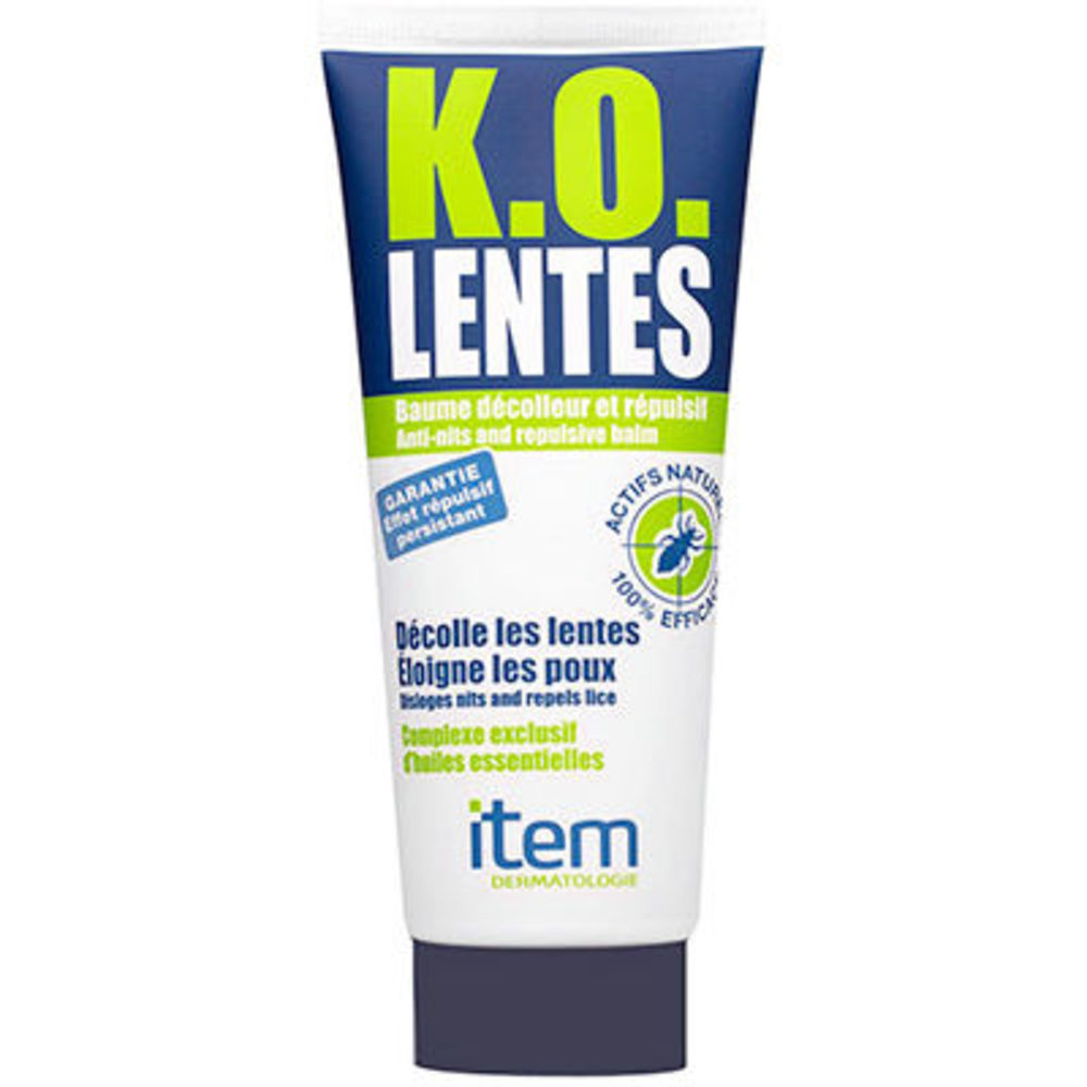 ITEM K.O. Lentes Baume Démêlant Décolleur 100ml - Item -223063