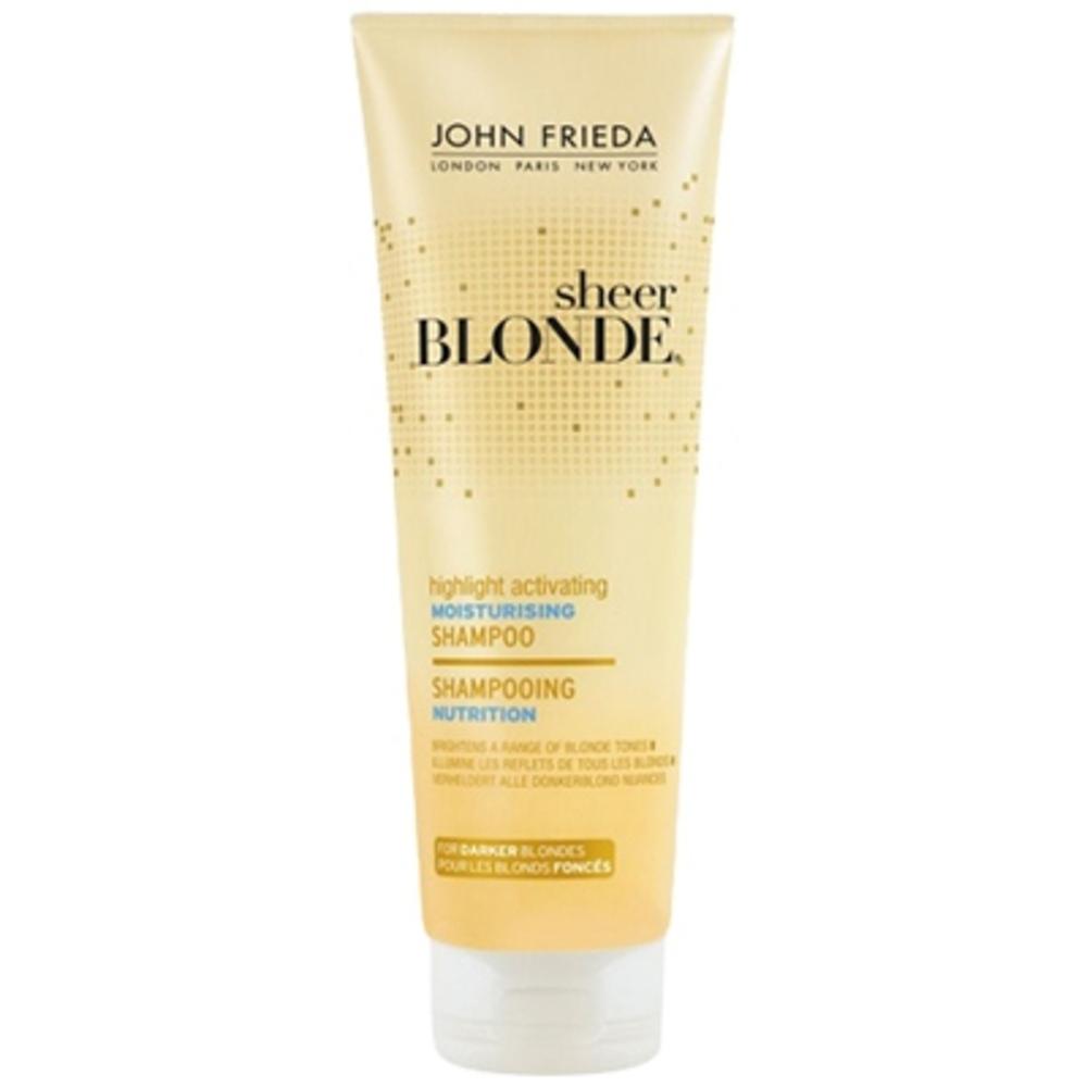 John frieda sheer blonde shampooing blonds foncés - john frieda -199797