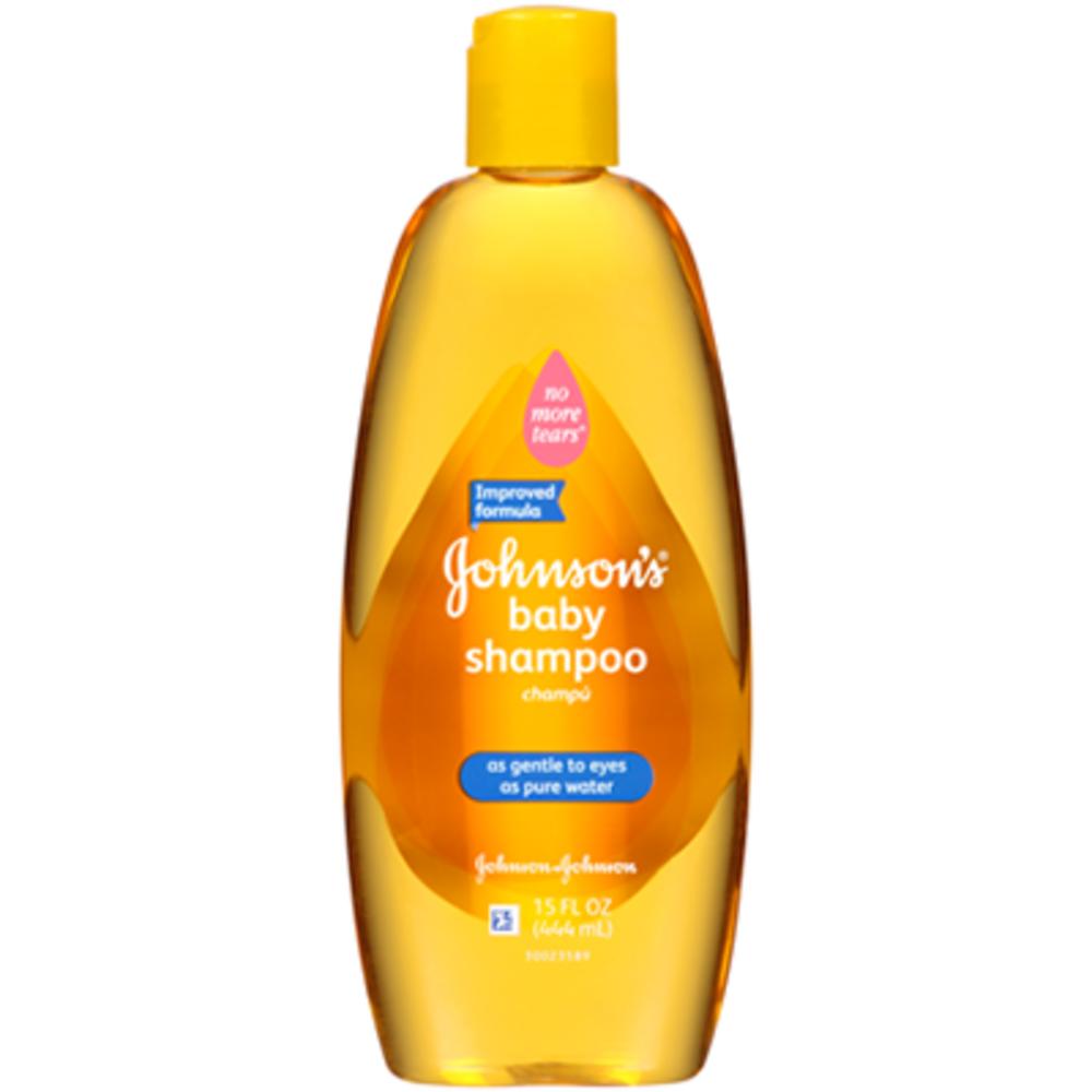 JOHNSON'S Baby Shampoo - 200ml - Johnson -204611