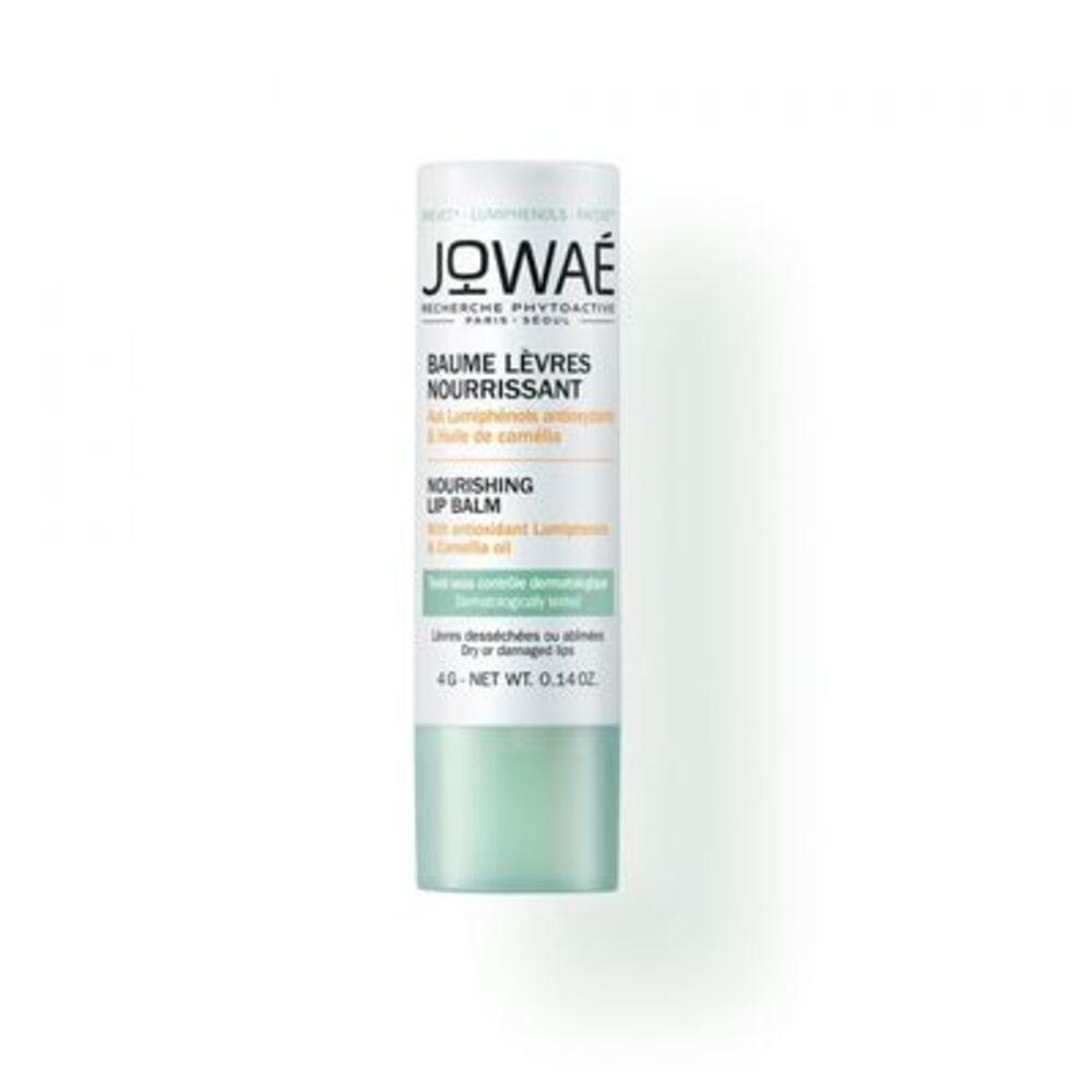 Jowae baume lèvres nourrissant 4g - jowae -215405