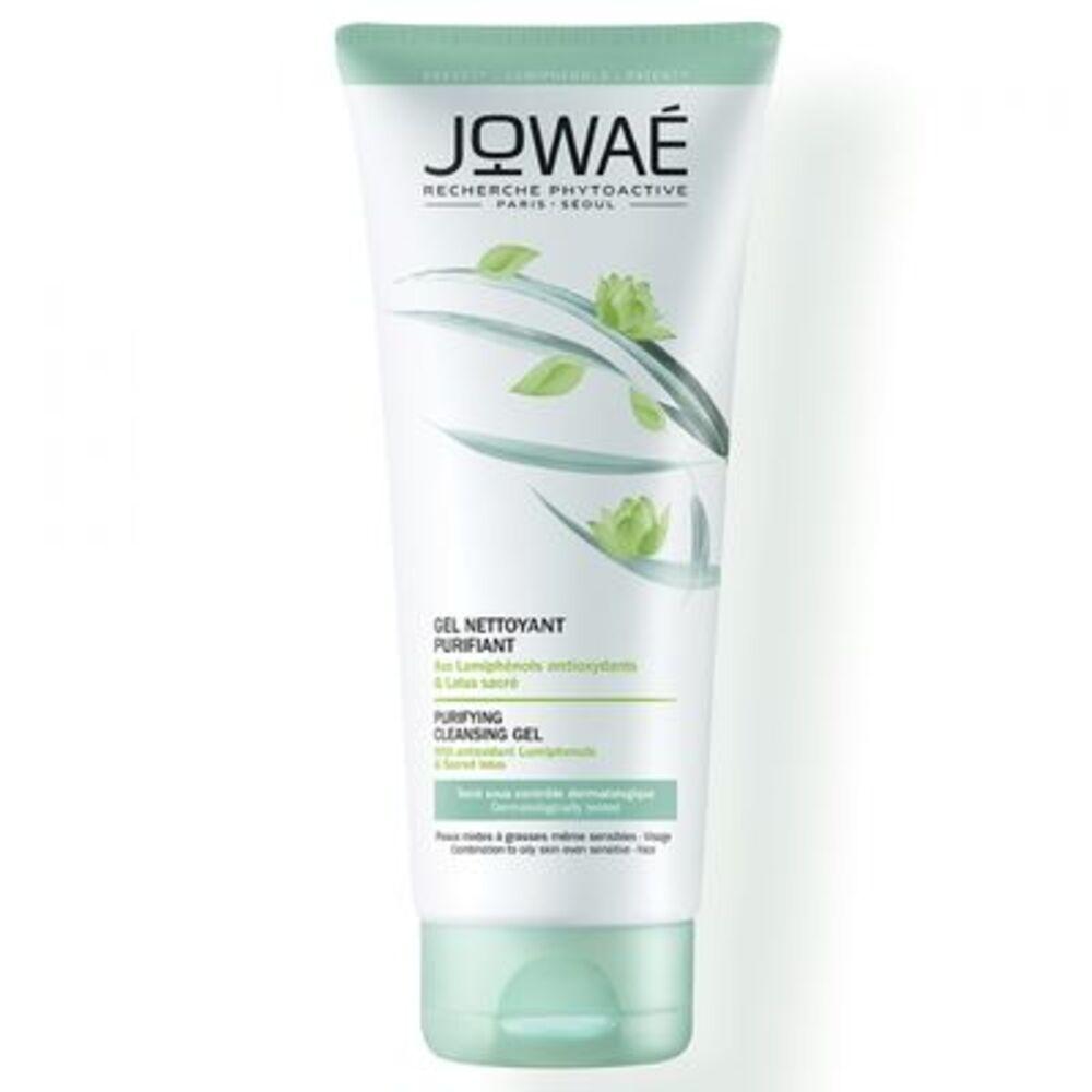 Jowae gel nettoyant purifiant 200ml - jowae -215422