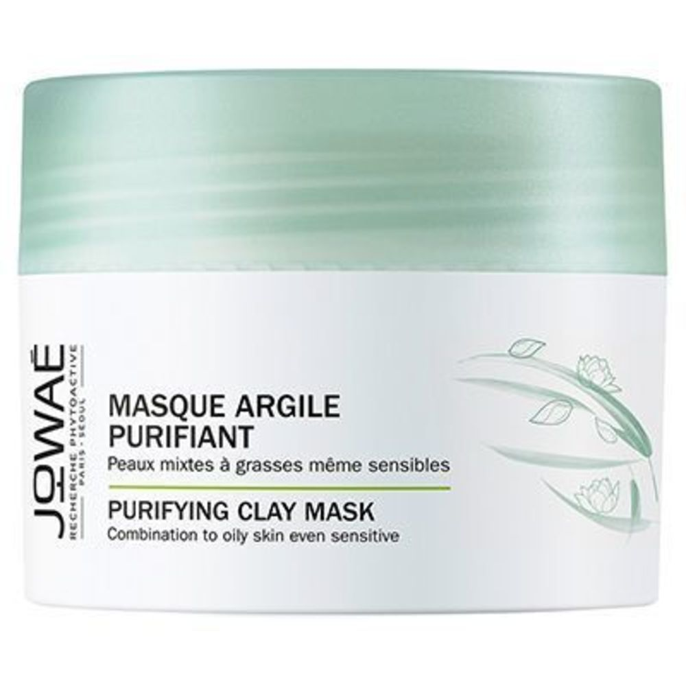 Jowae masque d'argile purifiant 50ml - jowae -221050