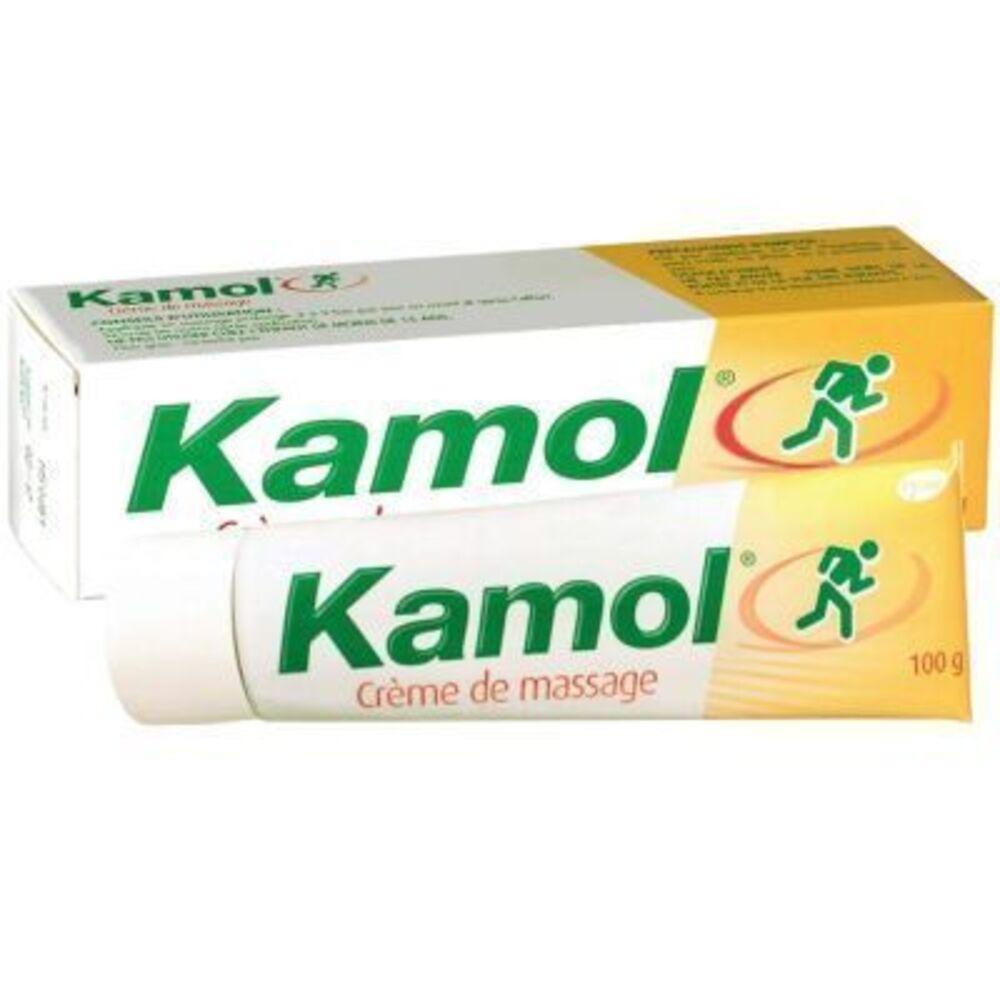 Kamol crème de massage 100g - kamol -144068