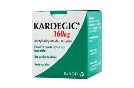 Kardegic 160mg - 30 sachets - 160.0 mg - sanofi -192191