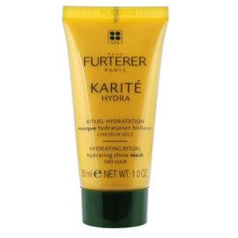 Karité hydra masque hydratation brillance 30ml - furterer -214282