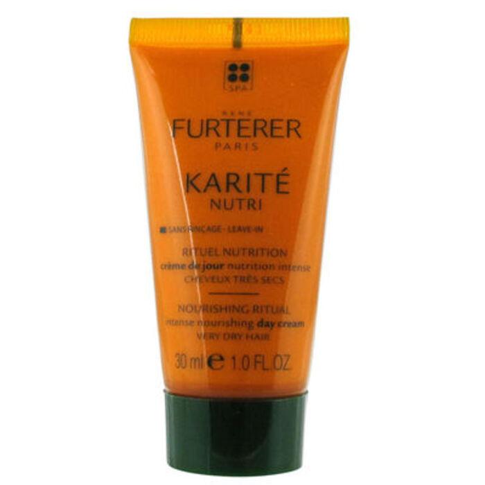 Karité nutri crème de jour nutrition intense sans rinçage 30ml Furterer-214281