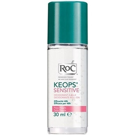 Keops sensitive déodorant bille - 30.0 ml - déodorants keops - roc Transpiration abondante-103368