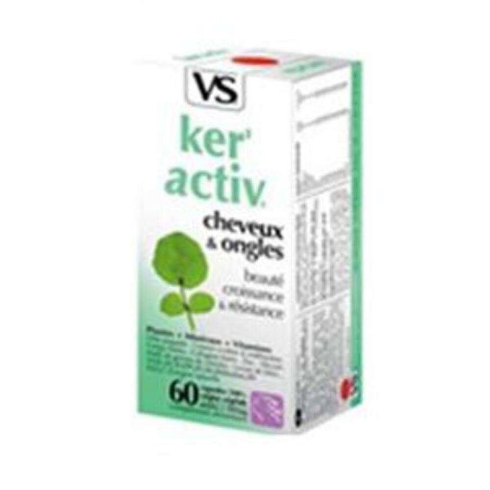 Ker'activ - 60 capsules végétales - divers - Vecteur Santé -138562
