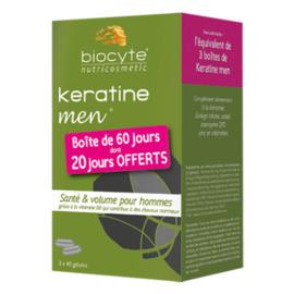 Keratine men - lot de 3 - biocyte -197105