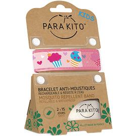 Kids bracelet anti-moustique cupcake - parakito -213931