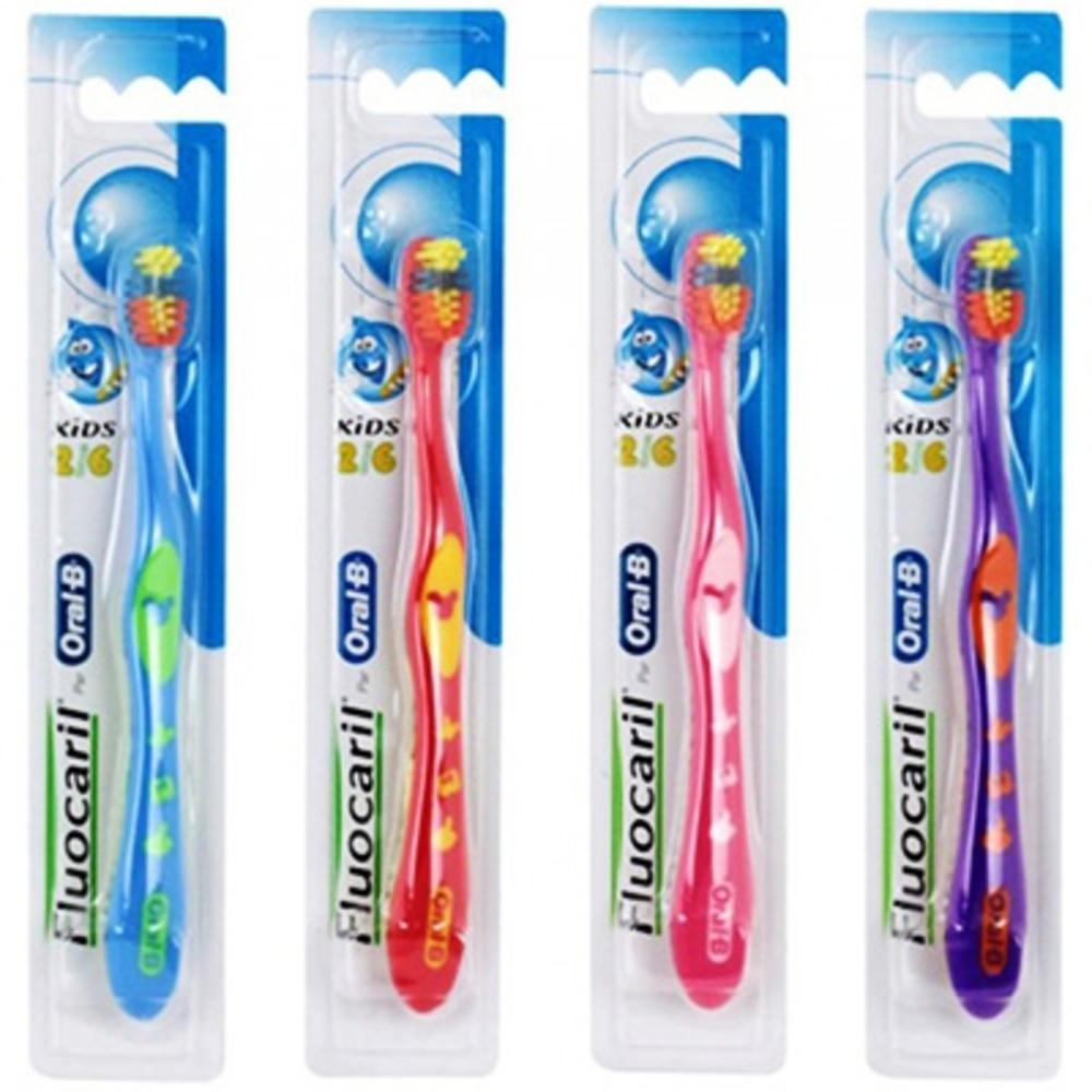 Kids brosse à dents 2-6ans Fluocaril-145308