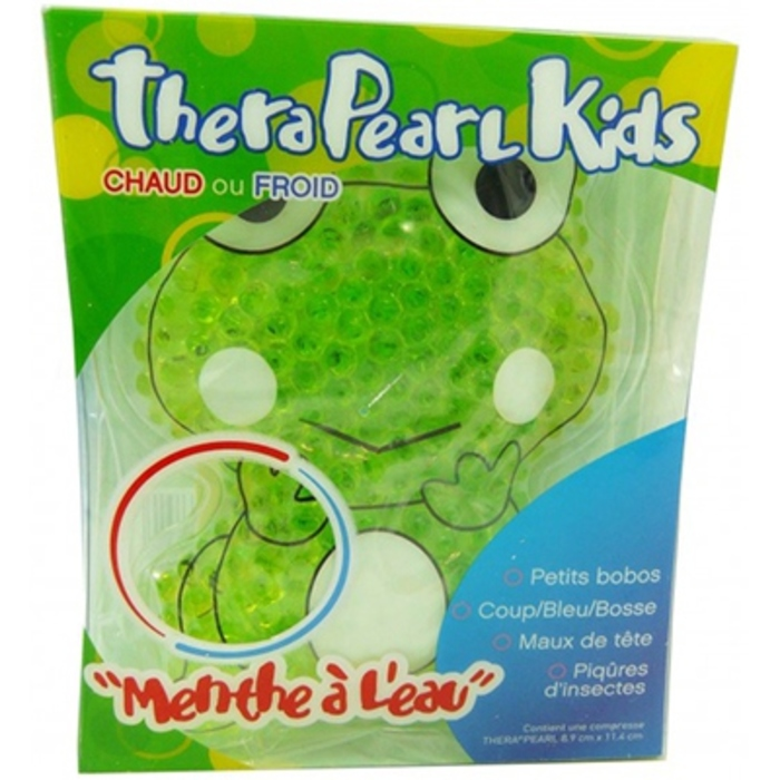 Kids coussin thermique grenouille Therapearl-190418