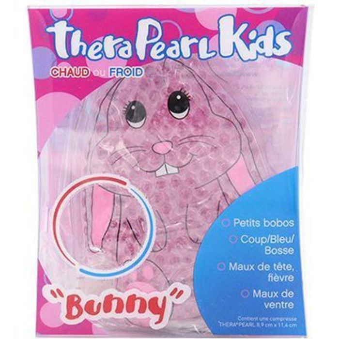 Kids coussin thermique lapin Therapearl-223322