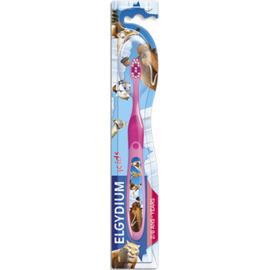 Kids l'age de glace brosse à dents 2/6 ans - elgydium -225549