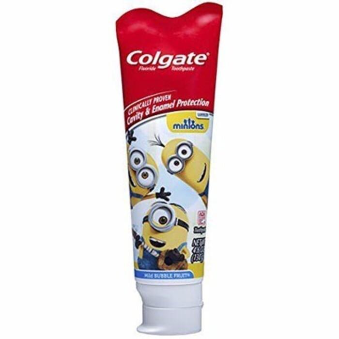 Kids minions dentifrice 50ml Colgate-214424