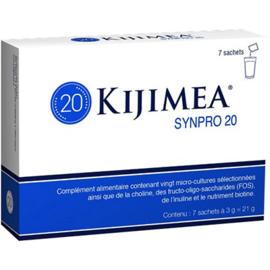 Kijimea synpro 20 - 7 sachets - kijimea -222873