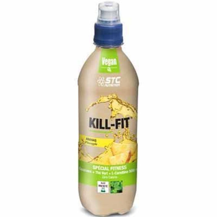 Kill fit ananas 500ml Stc nutrition-211213