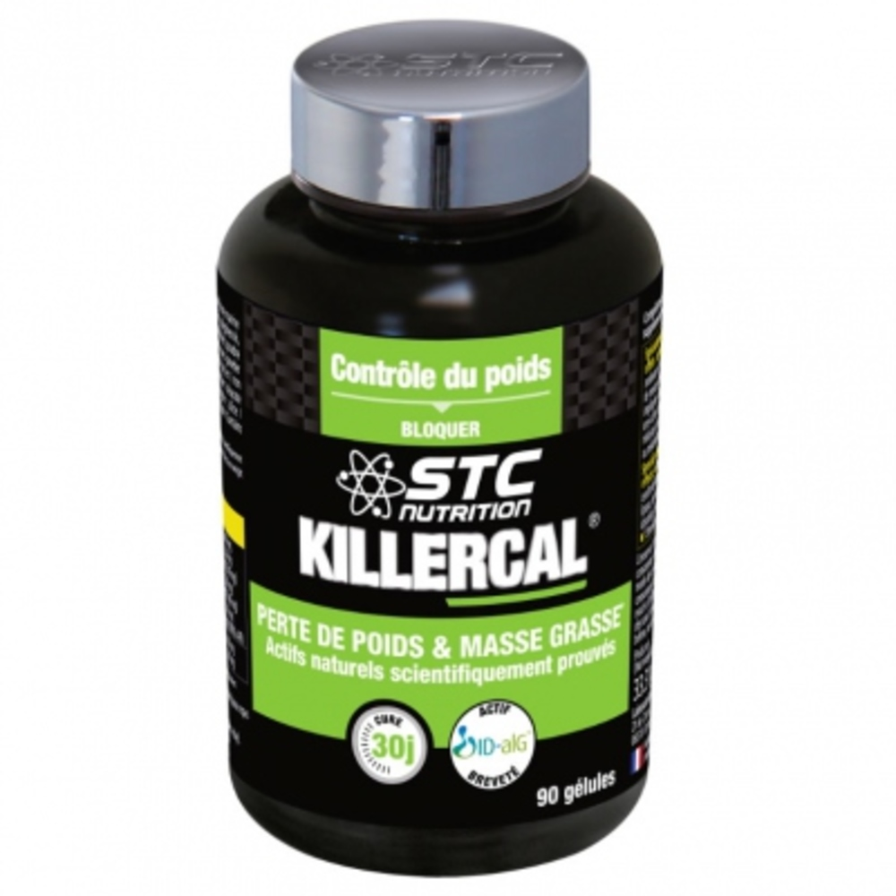Killercal - 90.0 unites - stc nutrition Anti-calories-120673
