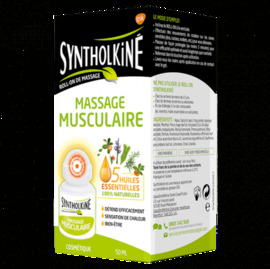 Kine roll-on de massage - 50ml - 50.0 ml - synthol -145501