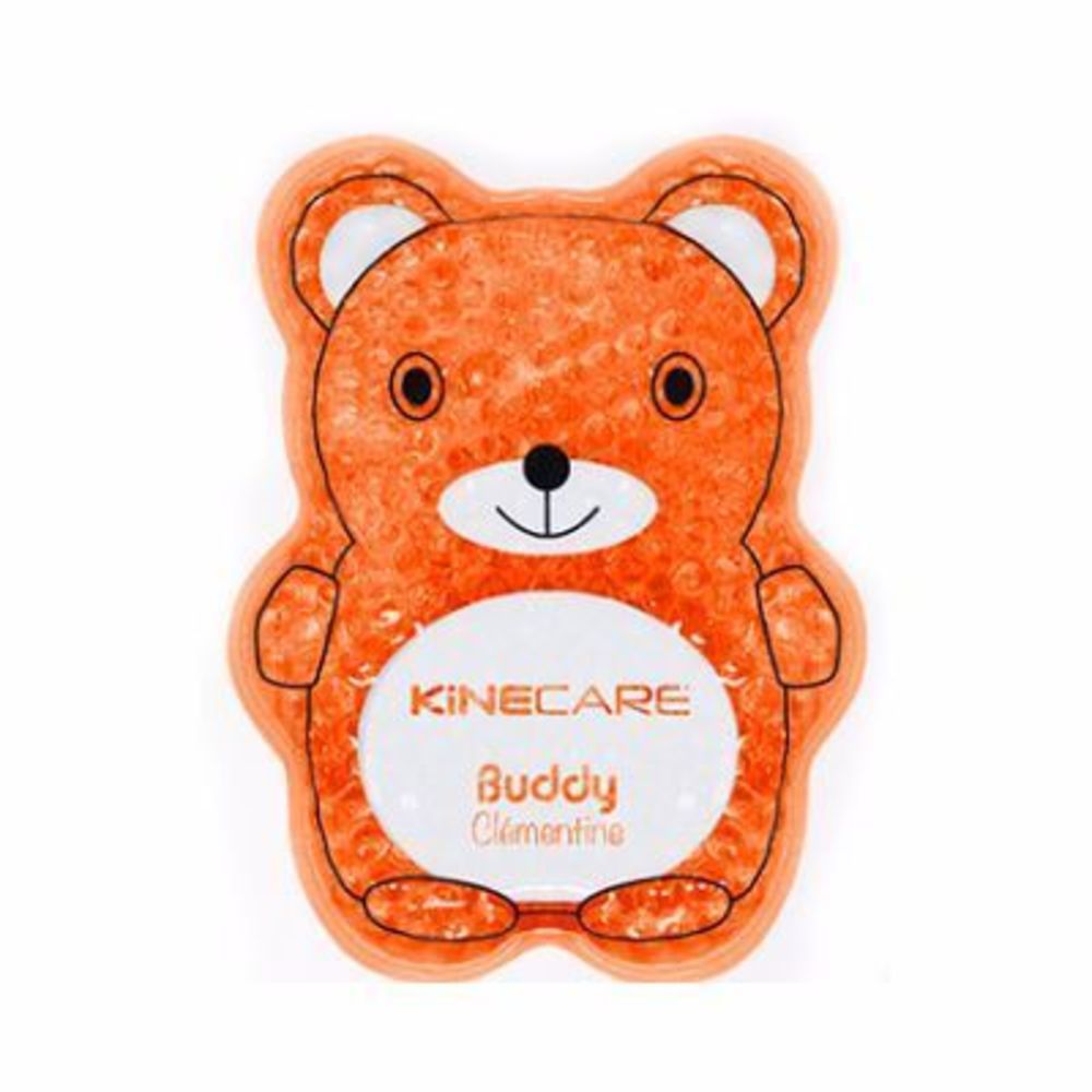 KINECARE Coussin Thermique Multizone Buddy 8x12,5cm Clémentine - Kinecare -216465