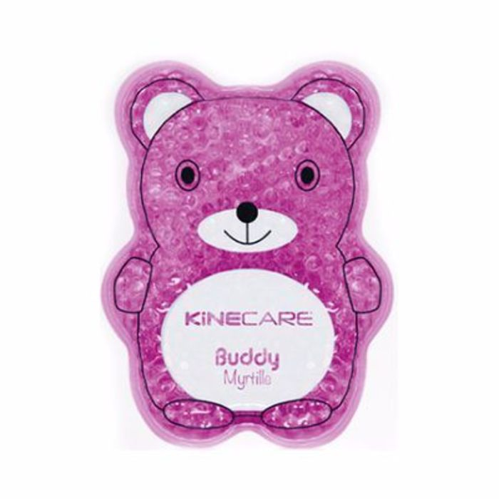 Kinecare coussin thermique multizone buddy 8x12,5cm myrtille Kinecare-216468