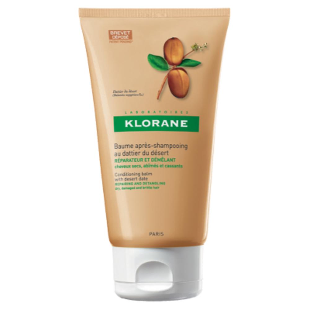 Klorane baume après-shampooing dattier du désert 200ml - klorane -206155