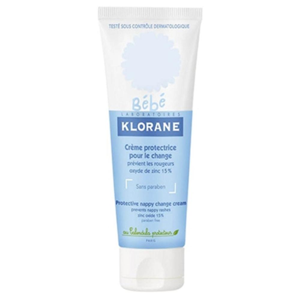Klorane bébé crème protectrice pour le change - 75g Klorane-146404