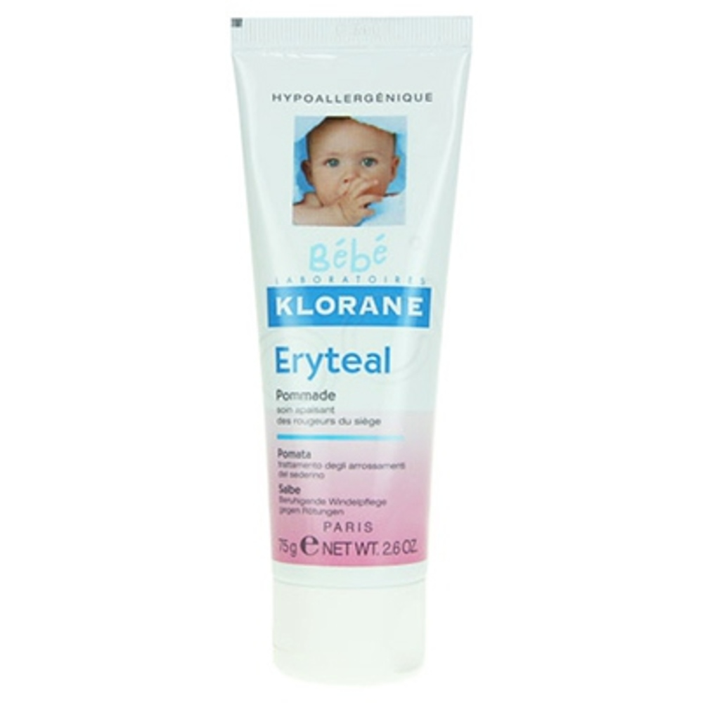 Klorane bébé eryteal pommade - 75ml - divers - klorane -82311