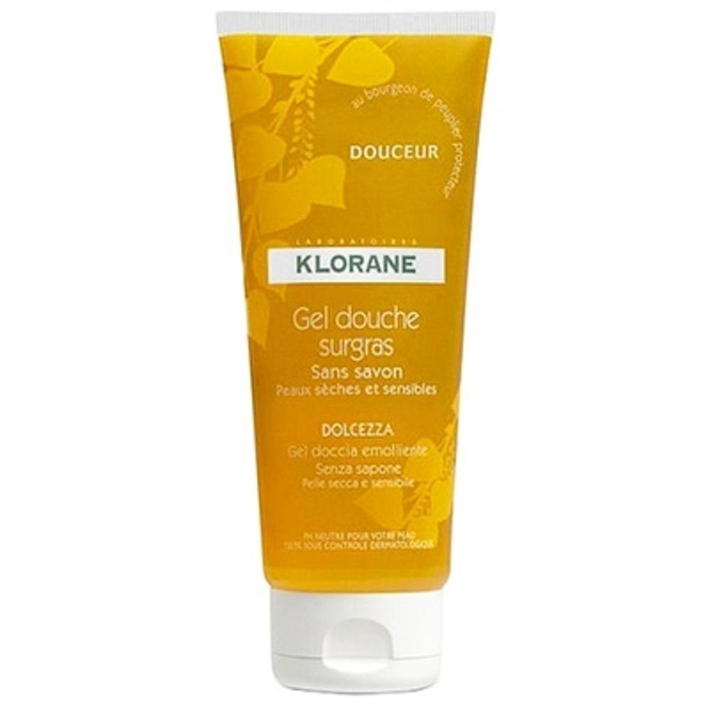 KLORANE Gel Douche Surgras Douceur - 200ml - 200.0 nr - divers - Klorane -82245