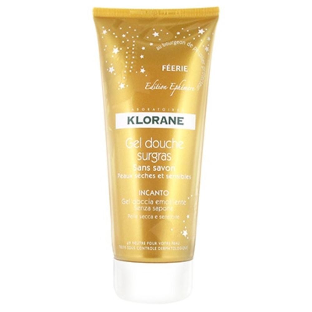 Klorane gel douche surgras féérie - klorane -146386